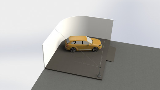 Autofotografie draaiplateau & bouwaccessoires | Topoplossing