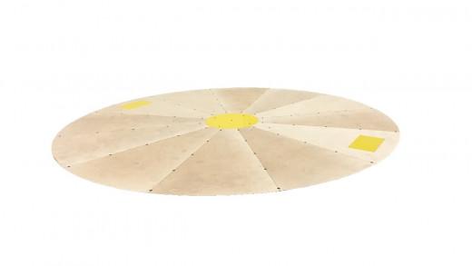 Draaiplateau Ø 5 m | kopen
