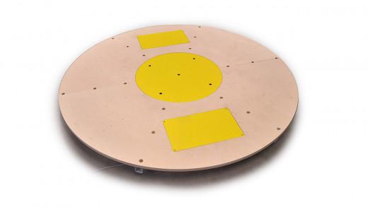 Draaiplateau Ø 2 m | huren