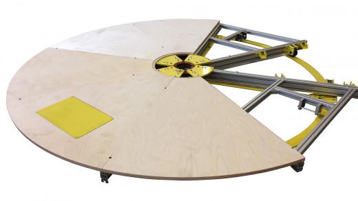 Draaiplateau Ø 3 m | kopen