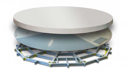 Draaiplateau Ø 5 m | huren