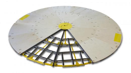 Draaiplateau Ø 6 m | kopen