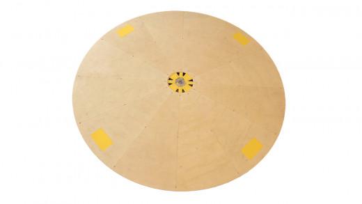 Draaiplateau Ø 5,5 m | huren