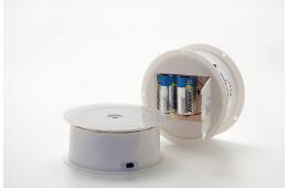 Draaiplateau MAX 4 kg | batterijvoeding