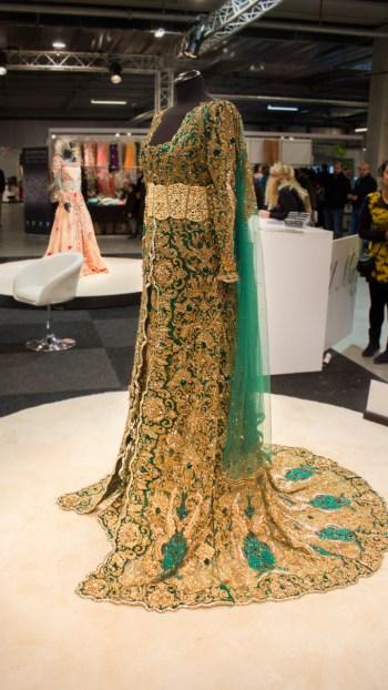 magnifique jurken