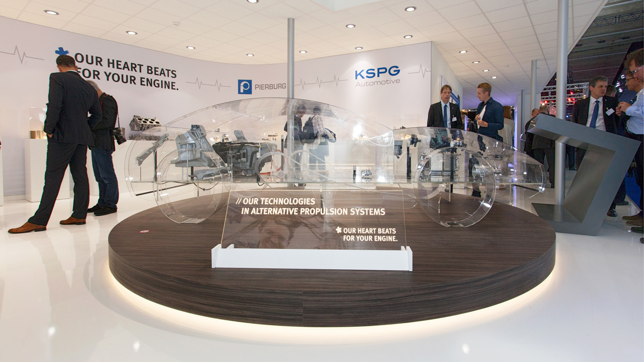 KSPG Automotive IAA Frankfurt